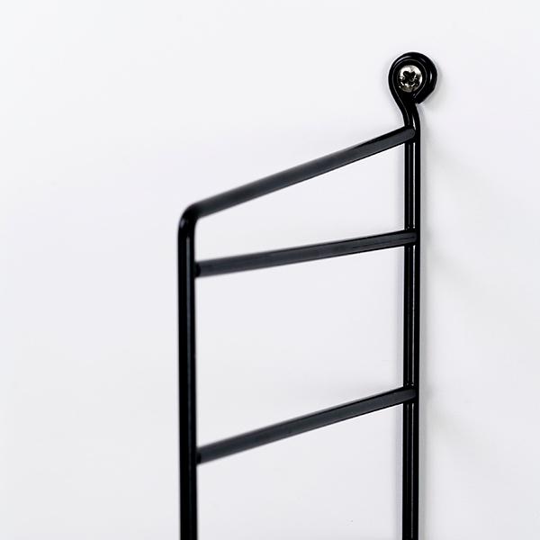 string system BASIC 78×30 (ウォルナット/ブラックフレーム)