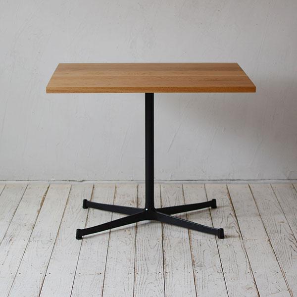 greeniche カフェテーブル (oak) w800×d600