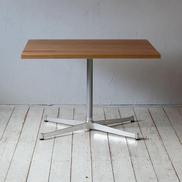greeniche カフェテーブル (oak) w900×d700
