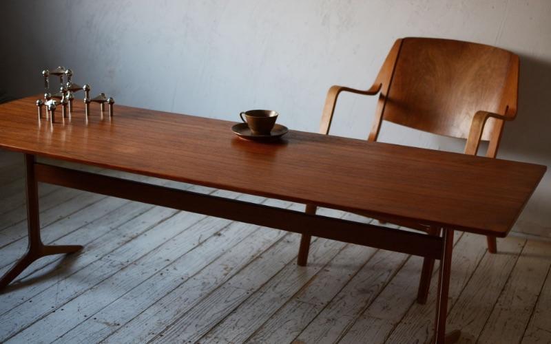 ビンテージ Coffee Table コーディネート