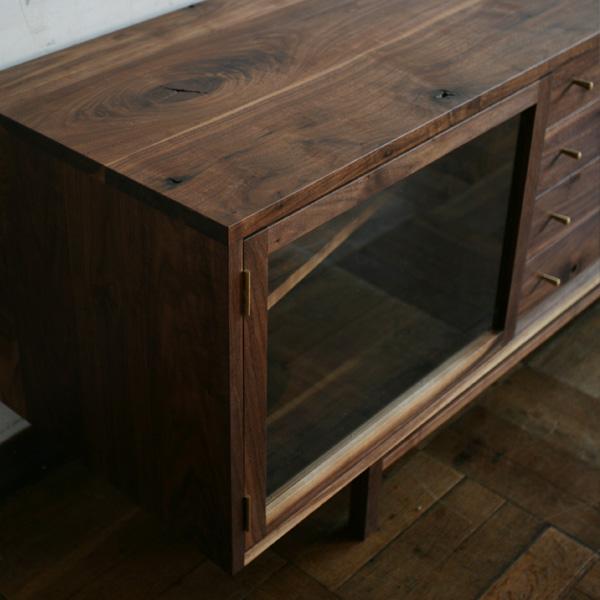 Side Board 1800 (oak)
