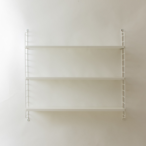 string system BASIC 78×20 (ホワイト/ホワイトフレーム)