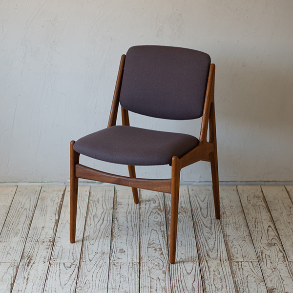 Arne Vodder Dining Chair D-708D535A