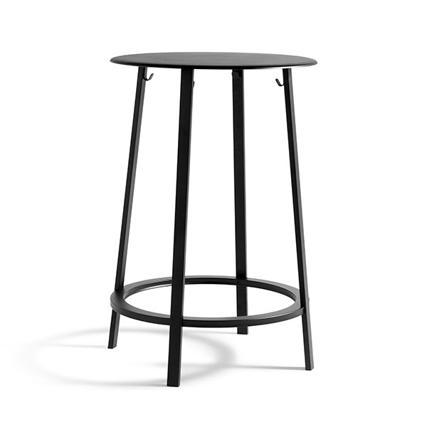 REVOLVER TABLE ブラック