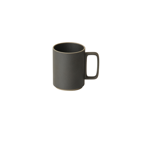 HASAMI PORCELAIN|マグカップ φ85×h106 (black)