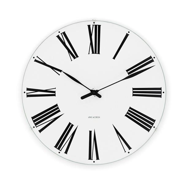 Arne Jacobsen Wall Clock / Roman