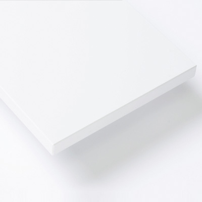 stringシェルフシステム 棚板78×30 ホワイト (3枚セット)