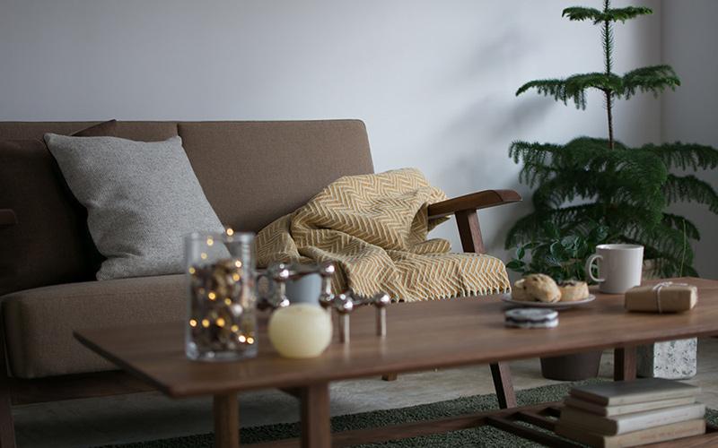 Basic Sofa 2P コーディネート