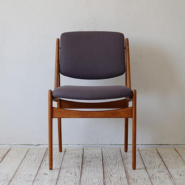 Arne Vodder Dining Chair D-708D535B