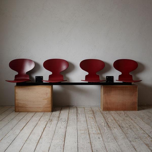 Arne Jacobsen Wall bench 809D107