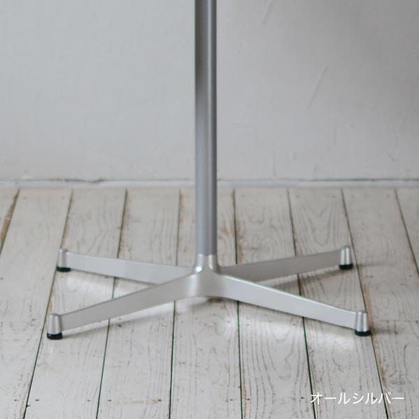 カフェテーブル無垢オーク(テレワーク・デスク・リモートワーク・リビング学習) w800×d600