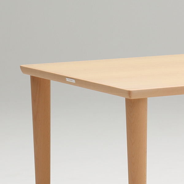 カリモク60+ ダイニングテーブル1500 ピュアビーチ