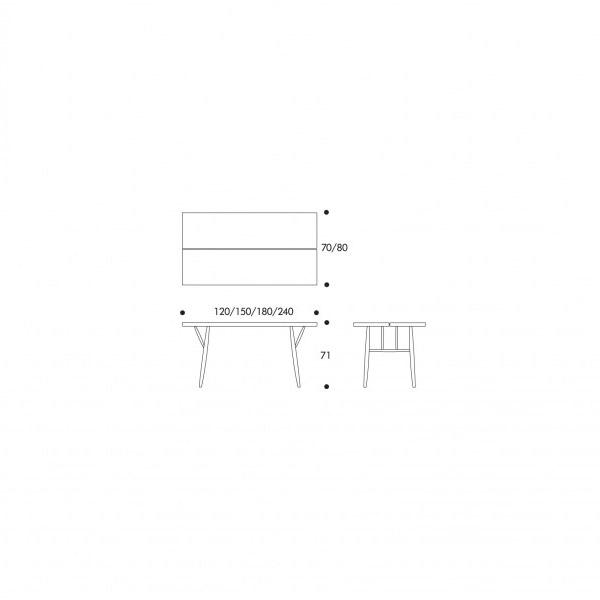 PIRKKA TABLE (ピルッカテーブル)ダイニングセット