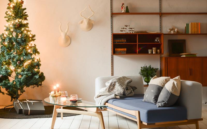 Luu Sofa クリスマスコーディネート