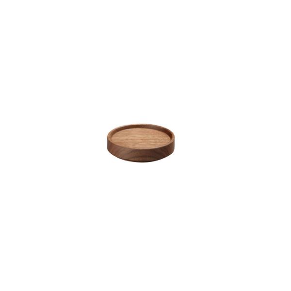 HASAMI PORCELAIN|トレイ φ85×h21(walnut)