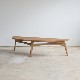 Luu table (wood top)