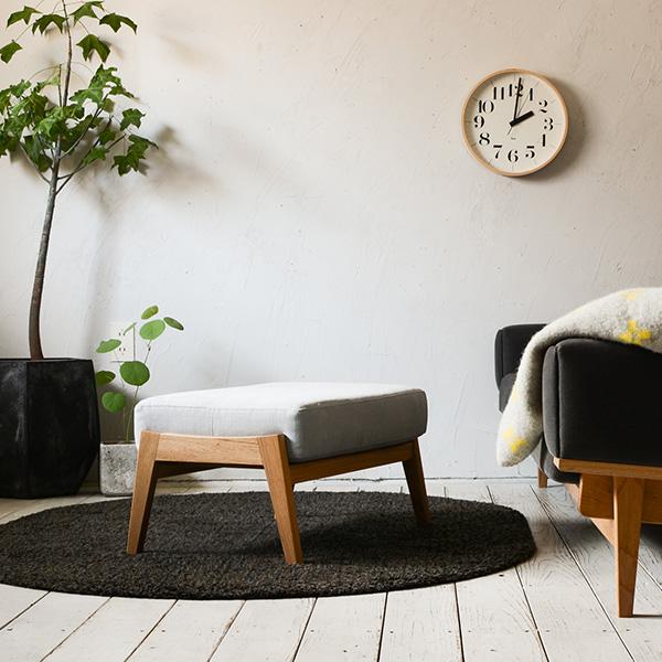 newnormal Low Sofa Ottoman