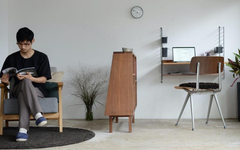 ホームオフィス(SOHO)コーディネート