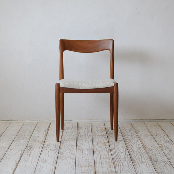 Arne Vodder Dining Chair D-809D178D