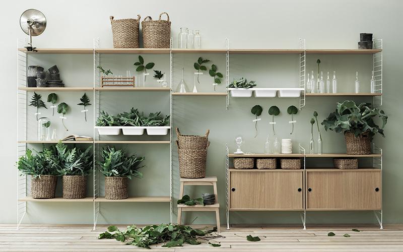 Bowl shelf コーディネート