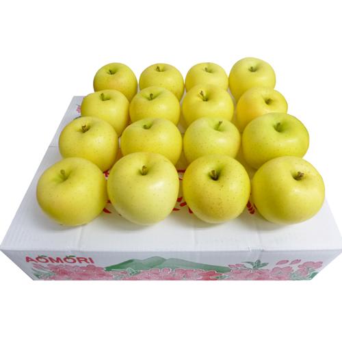 【産地直送】◆限定30箱◆青森県産 りんご(黄王) ≪送料込み≫