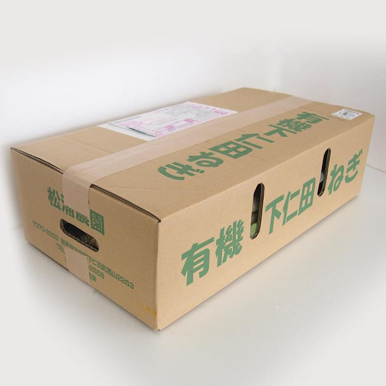 【産地直送】◆限定50箱◆群馬県産 松浦さんの下仁田ねぎ 4kg ≪送料込み≫
