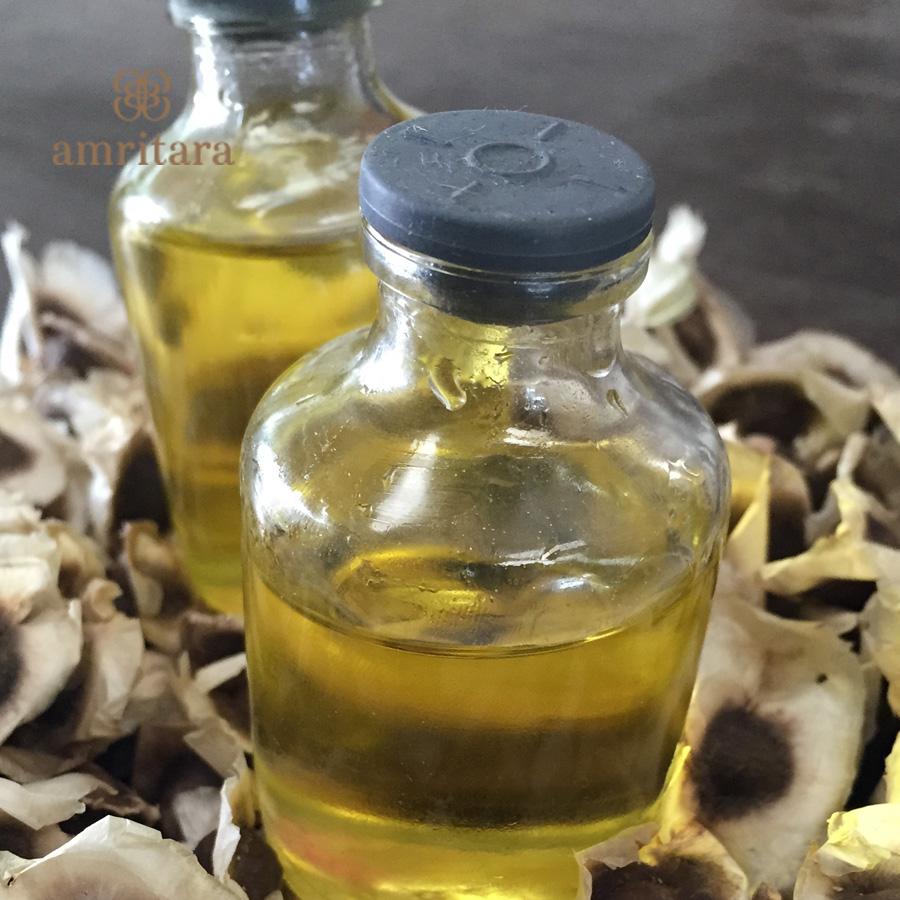 アムリターラ モリンガシードオイル セラム 20ml(p4/amritara 美容液 美容オイル フェイスケアオイル スキンケアオイル/4582341743465)