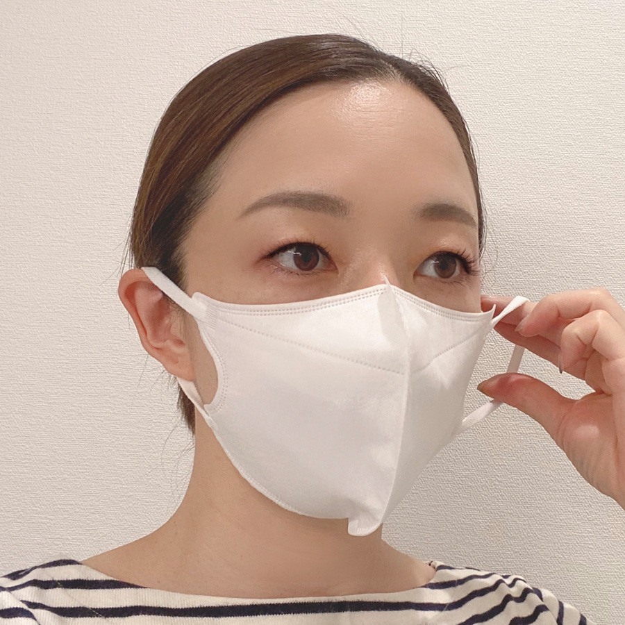 (12個セット)ナチュラムーン オーガニックコットンマスク ふつうサイズ 7枚入(t4/不織布マスク ウィルス対策 風邪対策 花粉対策/4935137805111)