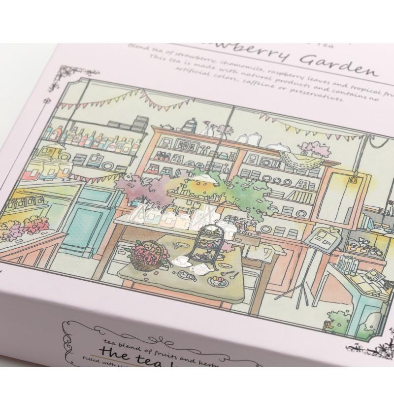 The Tea House Box ストロベリーガーデン