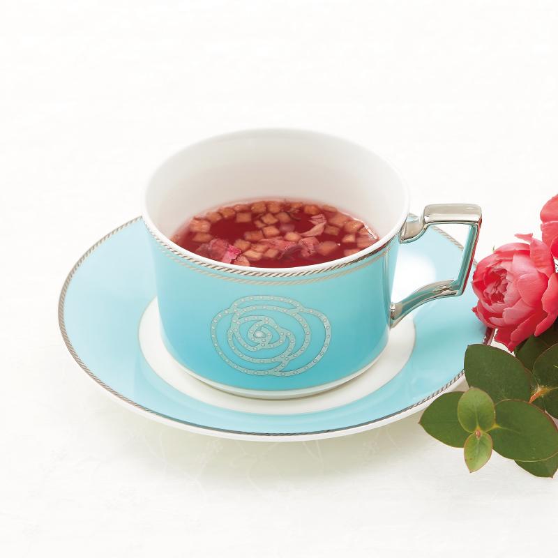 the tea house オリジナルカップ&ソーサー【ノリタケ特別コラボレーション】