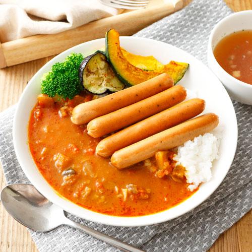 Vegetable Stock Curry 3種のきのこ (ヴィーガン対応) 180g  st jn