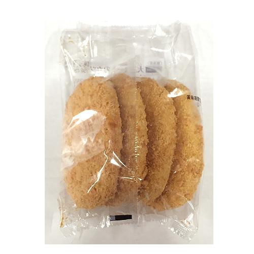 【クール便送料別途】大豆ミートのさくさくベジカツ (115g×4枚入り) rt