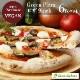 Green Pizza 植物性 ピザ6枚セット 9インチ(約23センチ)プラントベース 動物性原料不使用 乳不使用 ヴィーガン ベジタリアン【本州送料無料】 rt pns