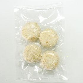 【クール便送料別途】原材料に徹底的にこだわったホクホク大豆ミートのポテトコロッケ 4個 rt ベジタリアン、ダイエット
