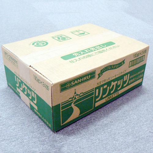 【送料無料】【お買い得24個セット】 三育 リンケッツ(小) 160g si jn pns
