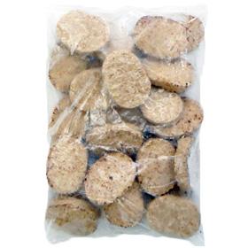 【クール便送料別途】ベジタリアン対応おかず屋さんの業務用大豆ハンバーグ1.5kg(25枚入)※卵使用 rt pns