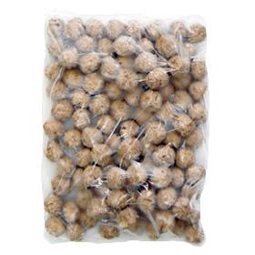 【クール便送料別途】ベジタリアン対応おかず屋さんの業務用大豆ミートボール1kg(100個入)※卵使用 rt