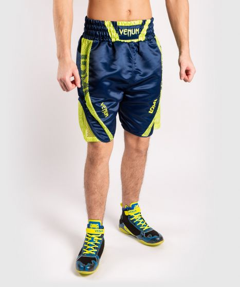VENUM ORIGINS BOXING SHORT LOMA EDITION BLUE/YELLOW/ ブェナム ボクシングショーツ