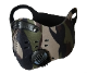 3D Sports mask スポーツマスク CAMO
