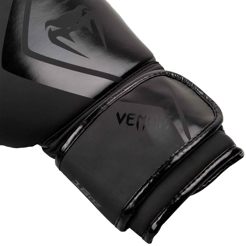 VENUM BOXING GLOVES CONTENDER 2.0 ヴェヌム コンテンダー 2.0 ボクシンググローブ BLACK/BLACK