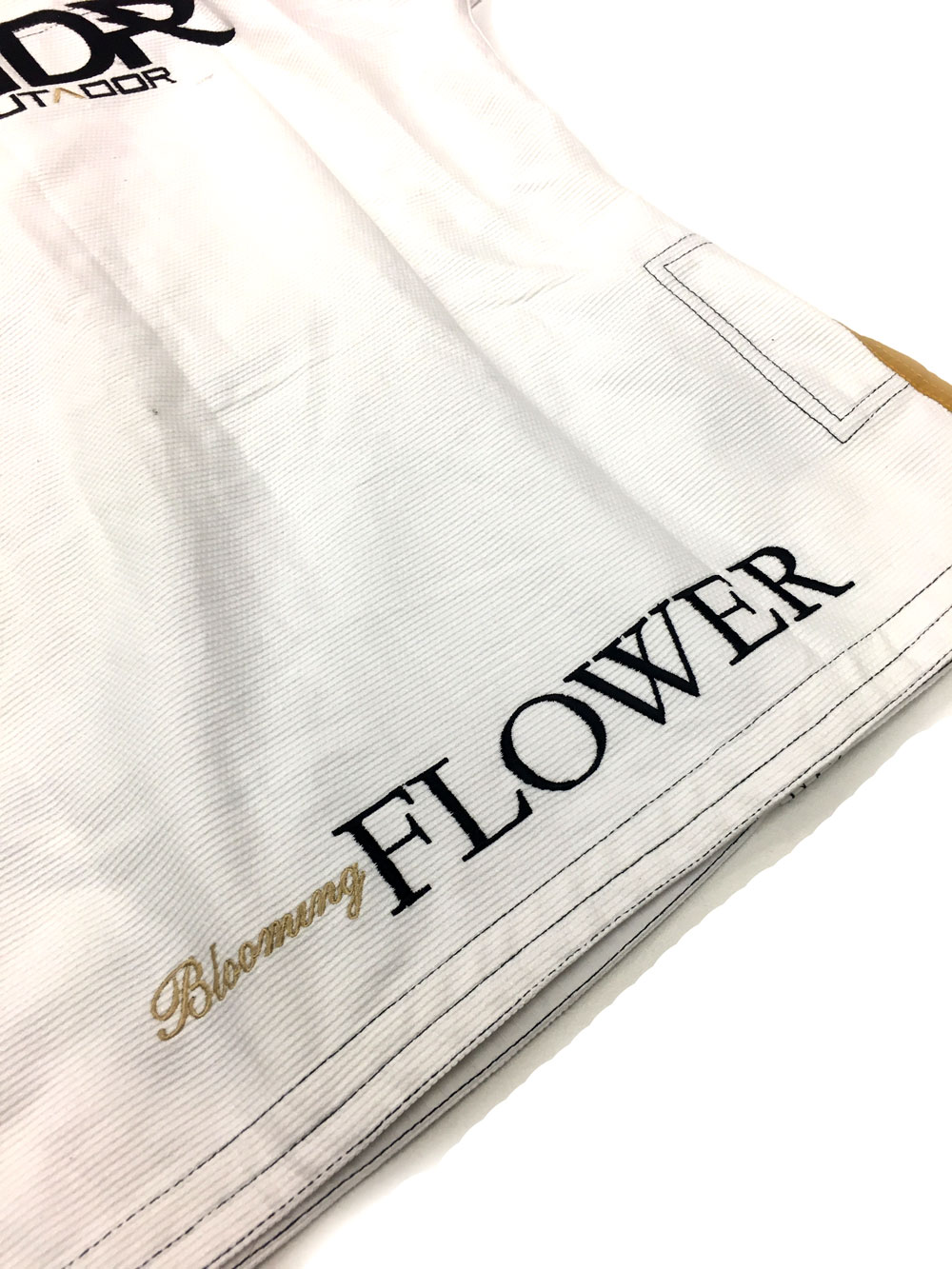 FLOWER×LUTADOR JIU-JITSU GI 1910 BLOOMING FLOWER