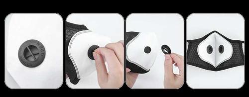 3D Sports mask スポーツマスク 36 FLOWER