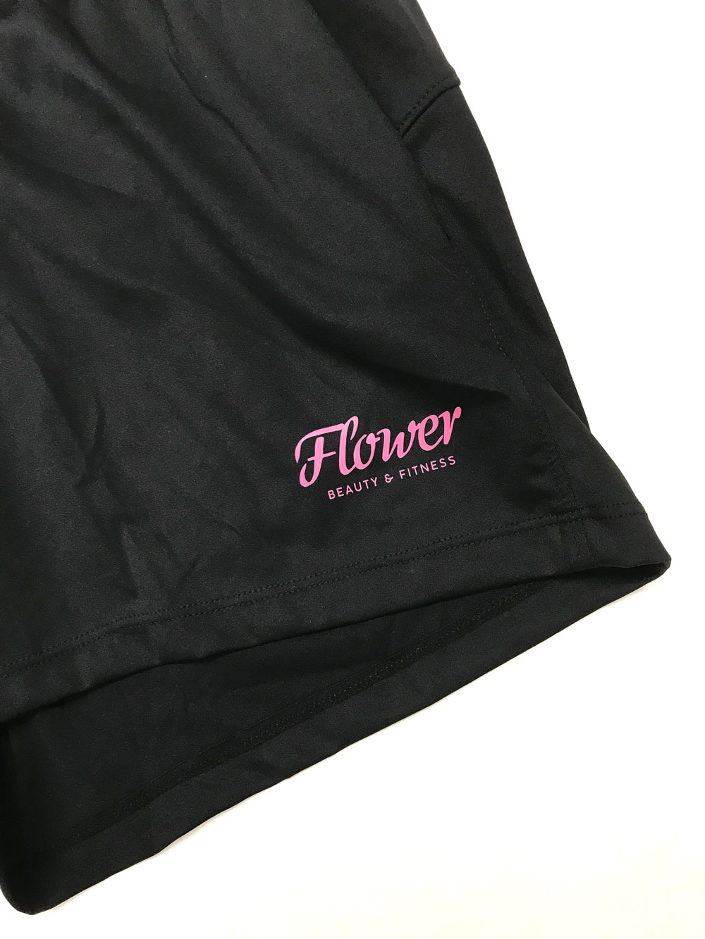FLOWER YOGA & ACTIVE ELASTIC SHORTS