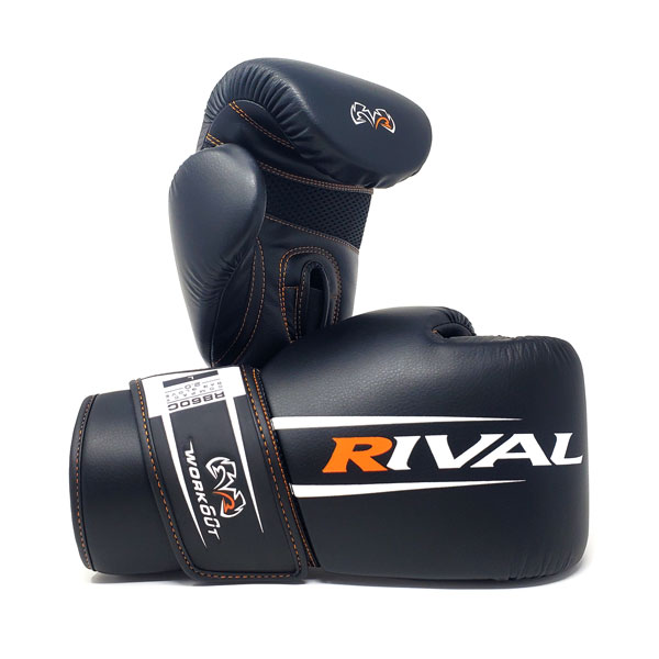 RIVAL RB60C WORKOUT COMPACT BAG GLOVES