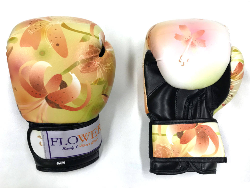 FLOWER BOXING GLOVE/ Lily (百合)