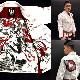 柔術狂人×BULL TERRIER (ブルテリア)無心 コラボ柔術衣 白