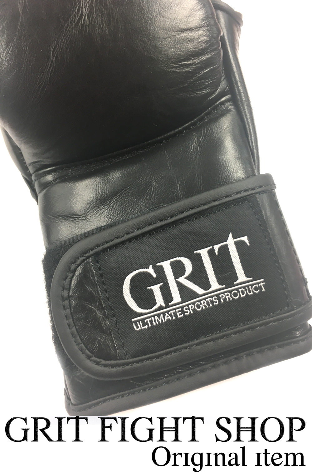 GRIT SOFT CUSHION SAFETY MMA GLOVE※YouTuberファミリータイム愛用モデル