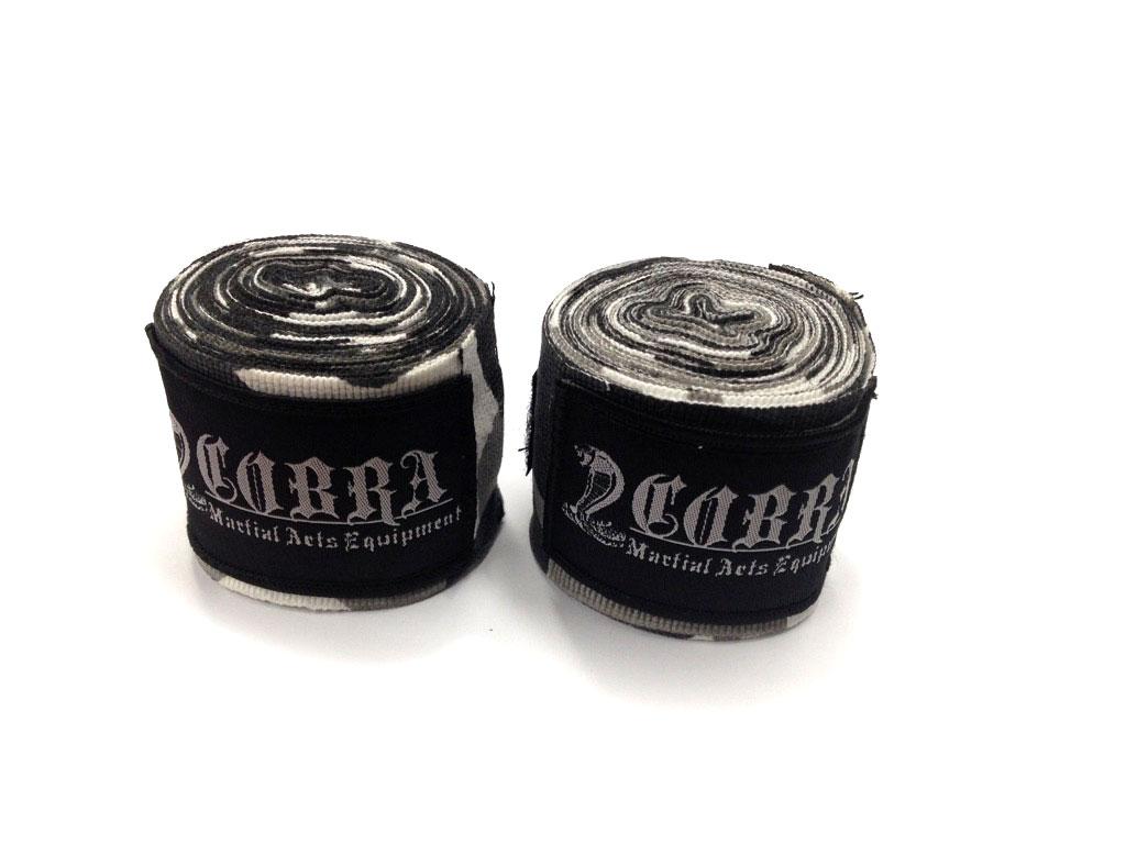 COBRA Hand Wrap CamoGray バンテージ 400cm