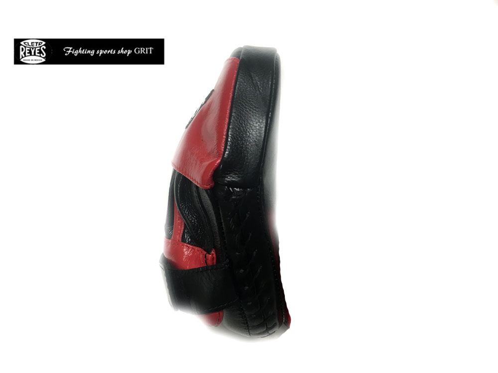 REYES Curved Punch Mitts with Velcro Strap N760