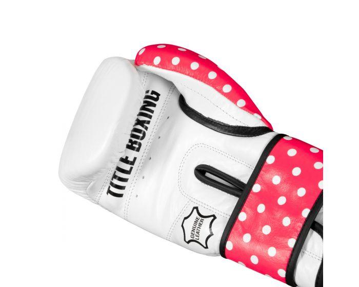TITLE Boxing Nostalgic Training Gloves